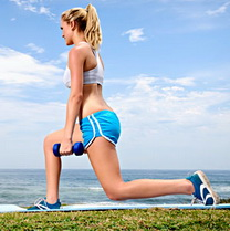 lower body workouts for women
