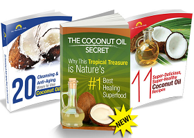 the Coconut Oil Secret Nature's #1 Best Healing Superfood
