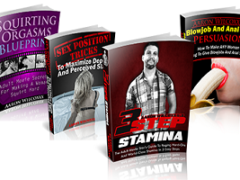3 Step Stamina Program By Aaron Wilcoxxx – Full Review
