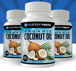 Nutrition Hacks Organic Coconut Oil