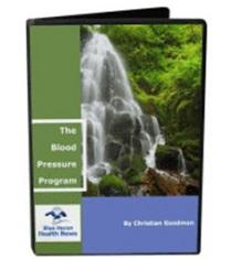 Christian Goodman Blood Pressure Program