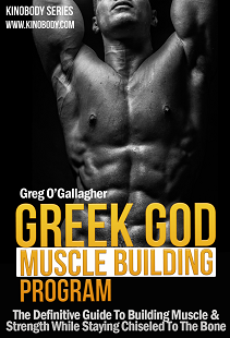 the Greek God Muscle Building program