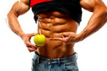 healthy diet for bodybuilding