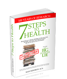 The 7 Steps To Health And The Big Diabetes Lie