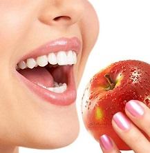 diet for teeth whitening