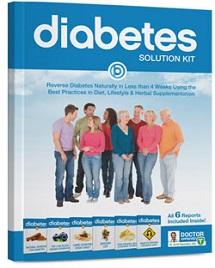 Diabetes Solution Kit Barton