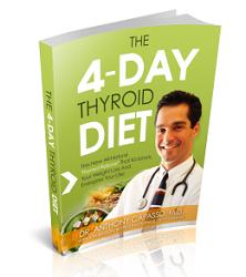4 Day Thyroid Diet Fix