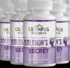 Solomon's Secret Olympus Wellness