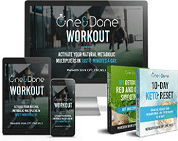 Meredith Shirk One and Done Workout