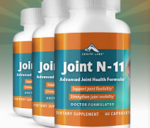 Joint N-11 Review – Is Zenith Labs' Supplement For You?