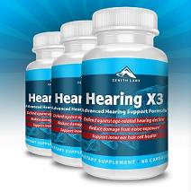 Zenith Hearing X3
