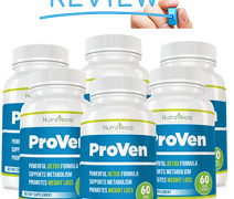 NutraVesta Naturals' ProVen Weight Loss Supplement Review [2021]