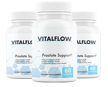 VitalFlow Prostate Support Supplement Review [Updated 2021]